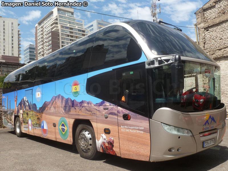 Rietze autobús chocó Neoplan Cityliner 07 Univers viajes bonn 67133