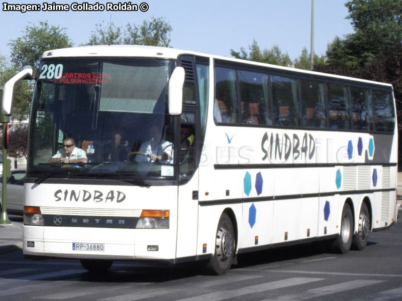 sindbad bus