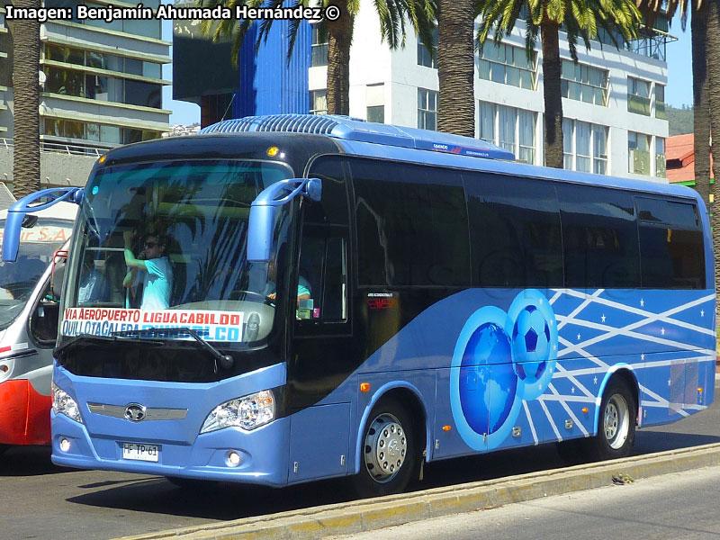A Todo Bus Chile, 8 Años de Norte a Sur Marcando la Diferencia ::