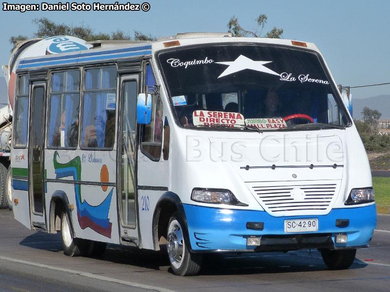 A todo bus chile 8 a os de norte a sur marcando la for San juan mercedes benz dealership